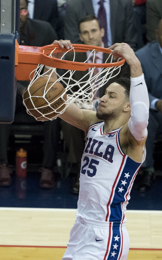Report: Sixers' Simmons 'doubtful' for Australia in World Cup