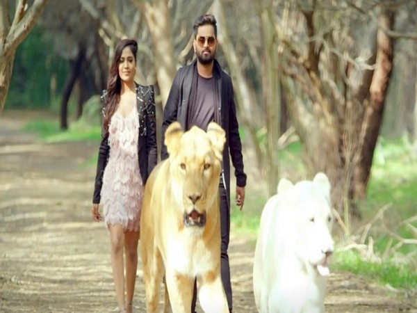 """The wait is over, Krishna Singh Thakur launched his most awaited song, """"Super Star Peg"""""""