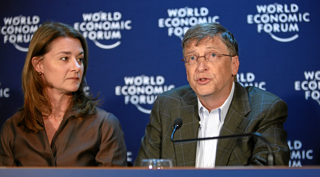 Billionaire philanthropists Bill and Melinda Gates divorcing after 27 years of marriage