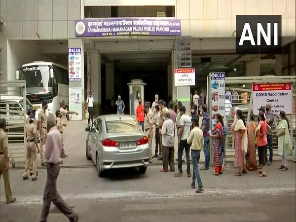 Mumbai: Drive-in COVID vaccination centre for senior citizens, disabled at multi-level parking