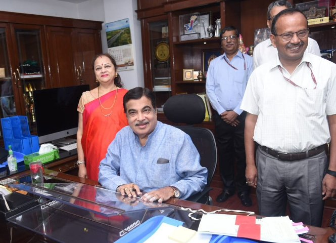 From 15L cr highways spend to globalising Khadi; MSME products: Gadkari 5-yr roadmap