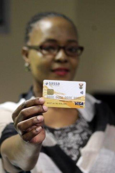 R350 COVID-19 grant receive to support unemployed