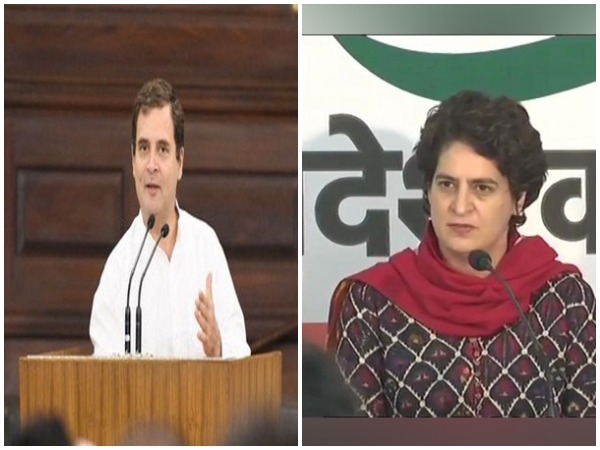 Few have the courage that you do: Priyanka on Rahul Gandhi's decision to step down