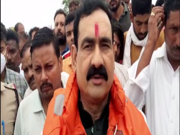 MP Home Minister denies rumours of damage caused to Harsi Dam in Gwalior