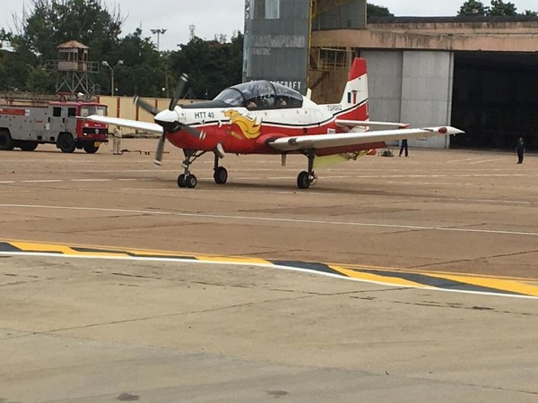 HAL's HTT-40 trainer aircraft ready for operational clearance