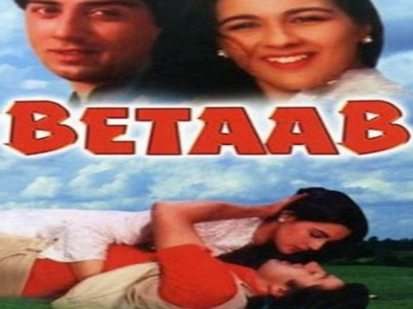 Sunny Deol celebrates 38 years of his debut film 'Betaab'