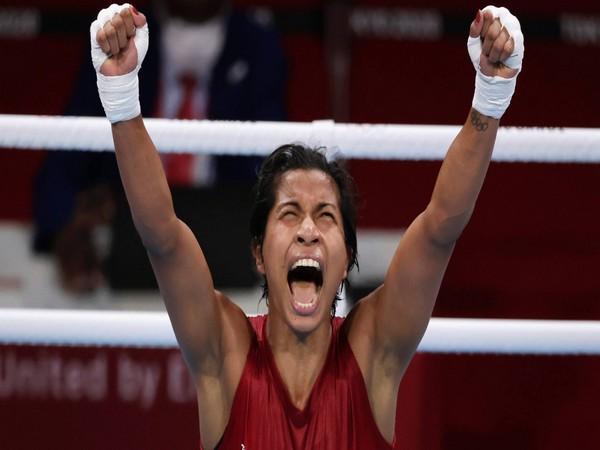 Film industry lauds boxer Lovlina on winning bronze at Tokyo Olympics