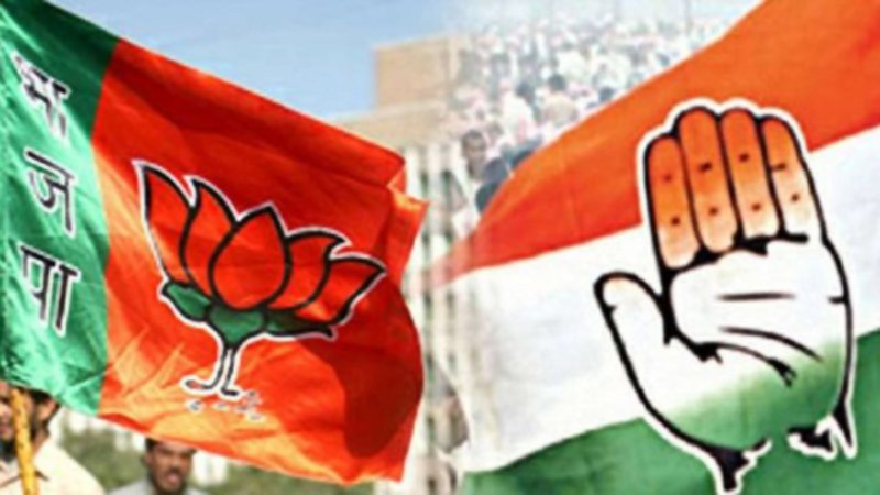 BJP attacks Congress over lack of support to 'Bharat Bandh'