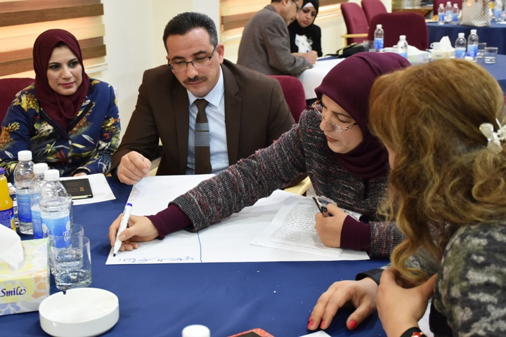 UNDP launches Iraq's first-ever anti-corruption forum for women