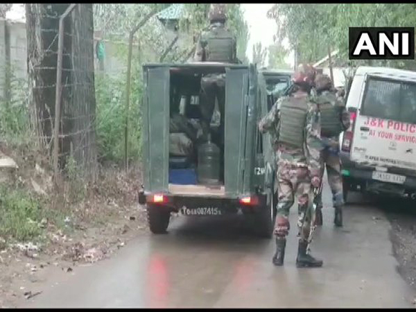 Terrorist killed by security forces in J-K's Baramulla