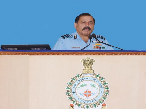 Air Chief Marshal RKS Bhadauria visits CAW in Secunderabad, talks about national security