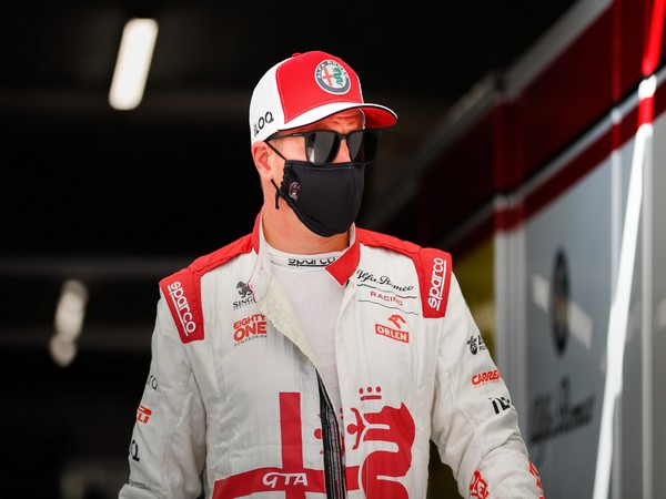 Raikkonen out of Netherlands GP with coronavirus, Kubica in