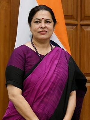Minister of State for External Affairs Meenakashi Lekhi begins official visit to Colombia, New York