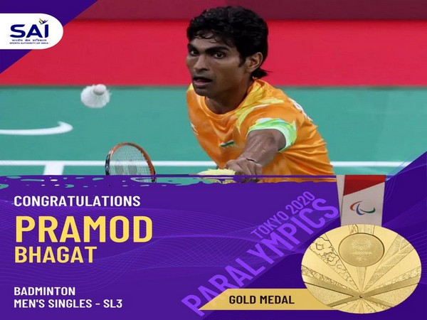 Tokyo Paralympics: Was determined to win gold medal match in straight games, says Pramod