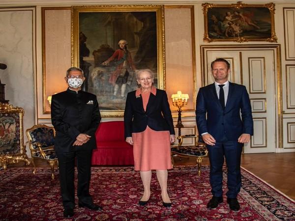Jaishankar appreciates Danish Queen Margrethe II's 'warm sentiments' for India