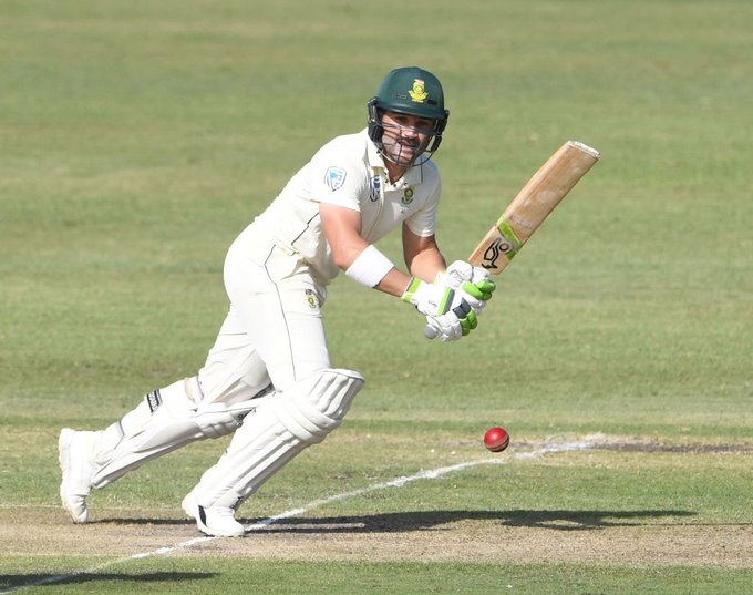 Elgar shows interest in becoming South Africa's Test captain