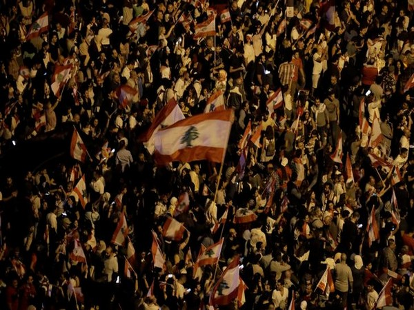 Lebanese protestors determined to root out longstanding corruption