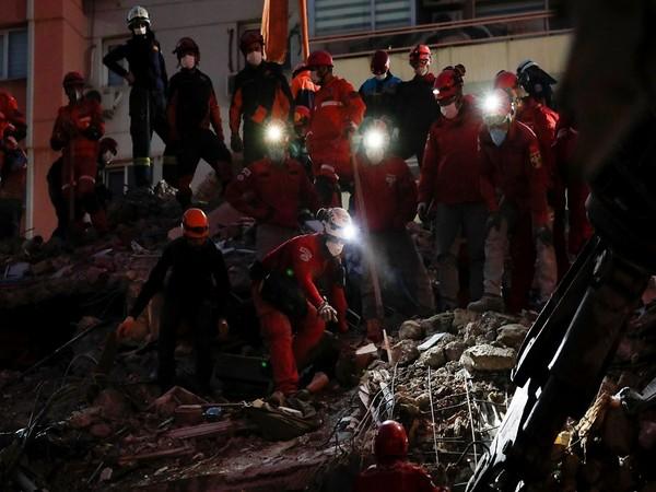 Sinkholes threaten Croatian village after earthquake
