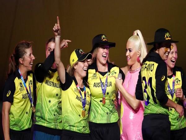 CA congratulates Australian women's team on winning The Don Award