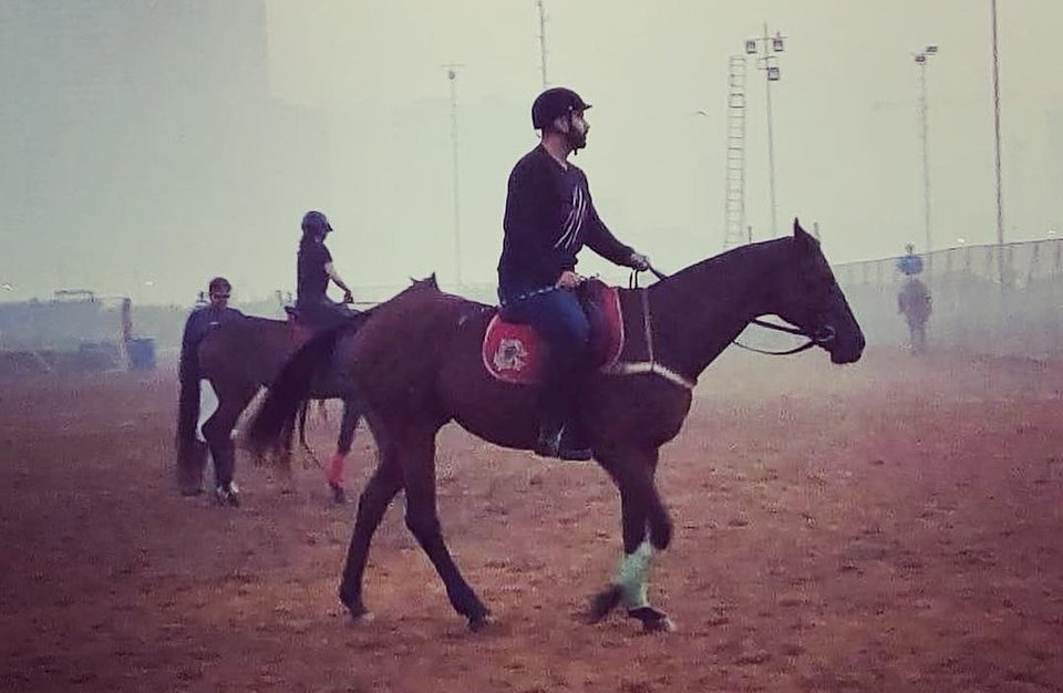 Process of learning horse riding has been empowering: Arjun Kapoor