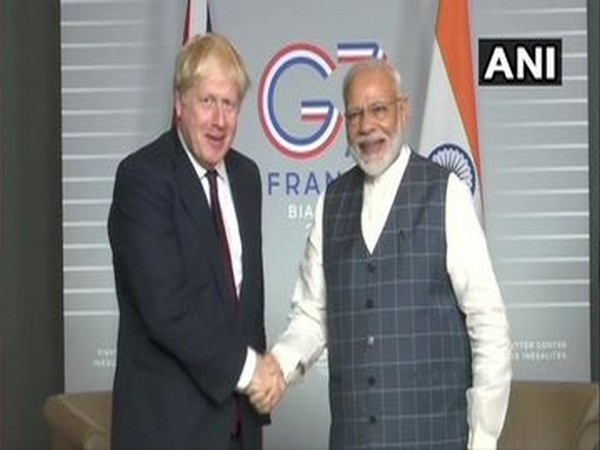 Boris Johnson speaks to PM Modi, regrets inability to attend Republic Day events due to COVID-19 situation in UK