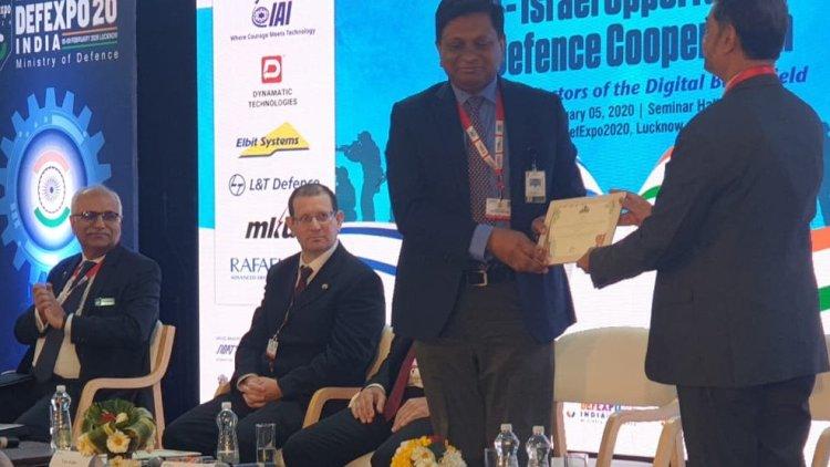 Cooperation, collaboration keys to strong India-Israel defense partnership