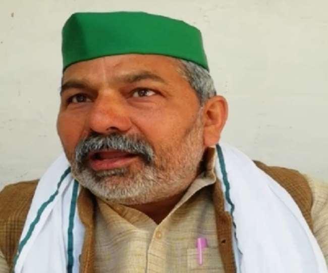 Hike in sugarcane prices by UP govt a joke: Rakesh Tikait