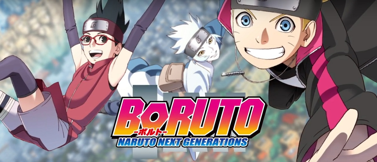 Boruto Chapter 55 release date revealed, V-Jump mag releases promotional card preview