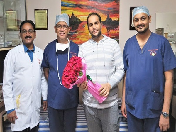 SIMS Hospital treats three aortic conditions in a single stage surgery, saving patient airlifted from Oman