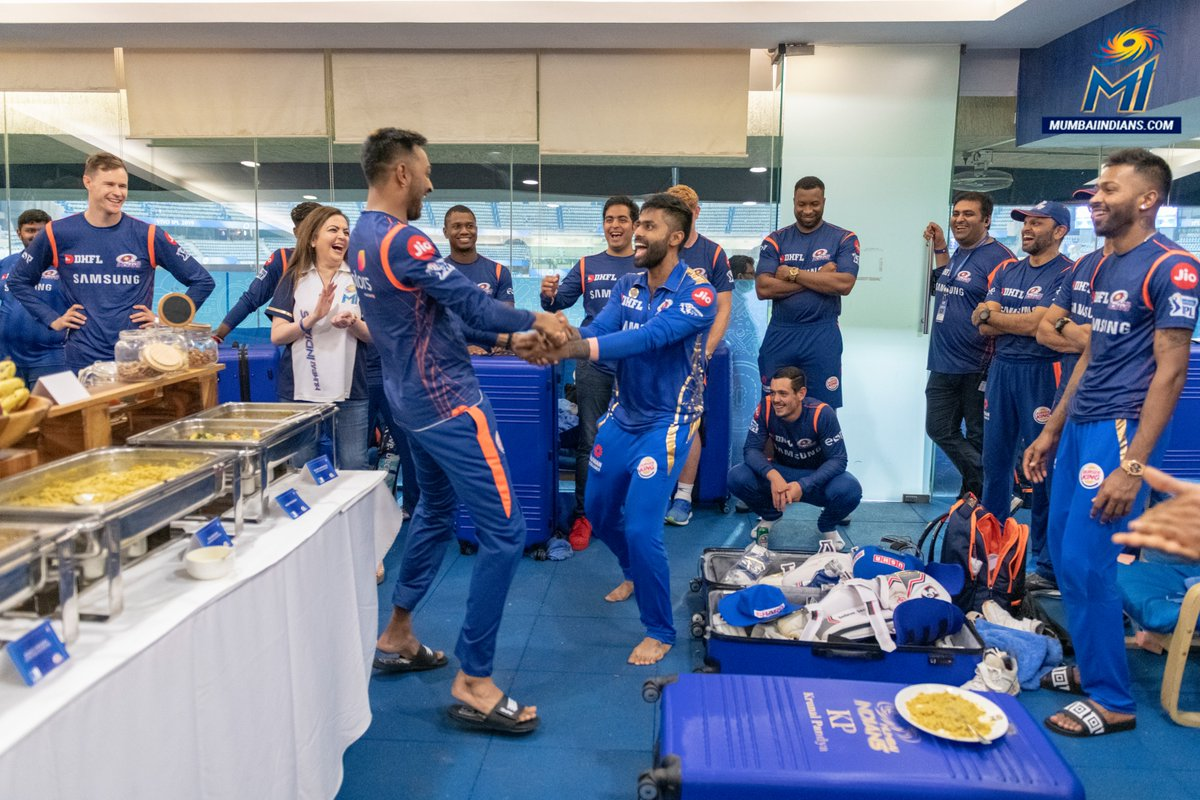 Mumbai Indians first team to quality for IPL play-offs