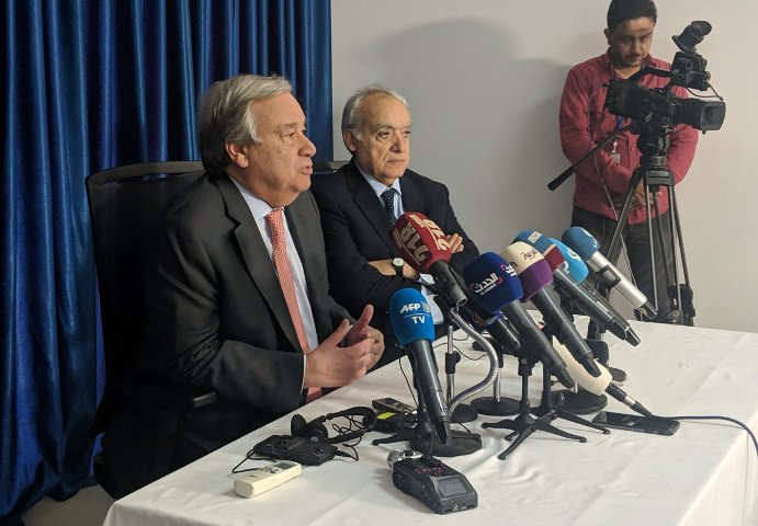 UN chief warns that use of IEDs is increasing globally