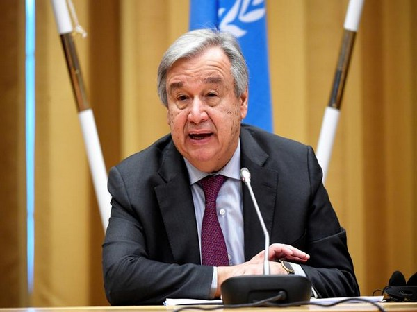 UN chief tells protesters in US to be peaceful, urges authorities to show restraint