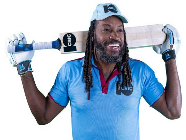 10CRIC, an online sports platform, ropes in West Indies Stalwart, Chris Gayle as its brand ambassador