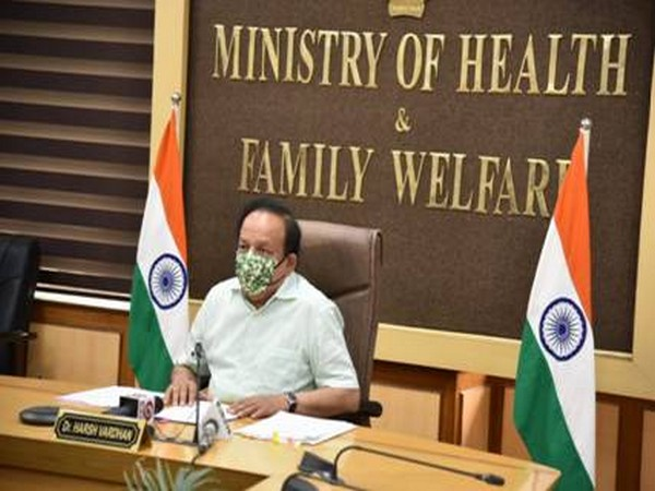 Harsh Vardhan to meet health ministers of 11 states tomorrow over COVID-19 situation