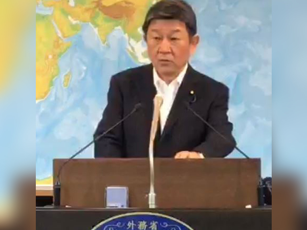 Japan asks China to halt intrusions in Senkakus, address human rights issues in Xinjiang, Hong Kong