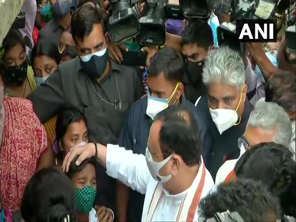 Urdu Bulletin: West Bengal violence, Delhi COVID situation covered