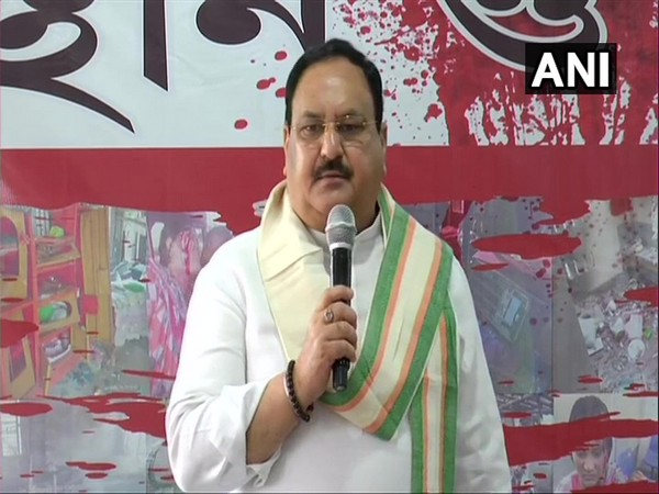 We take oath of dismantling political violence in West Bengal: Nadda