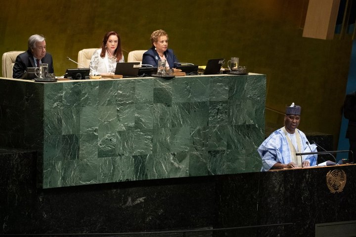 Will count on support of Member States, Secretariat: Newly-elected UNGA President