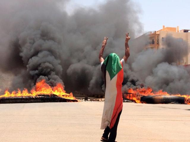 UPDATE 2-Thousands demonstrate in Sudan to mark 40 days since deadly crackdown
