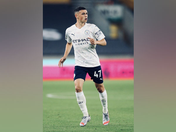 Phil Foden named Premier League's Young Player of the Season