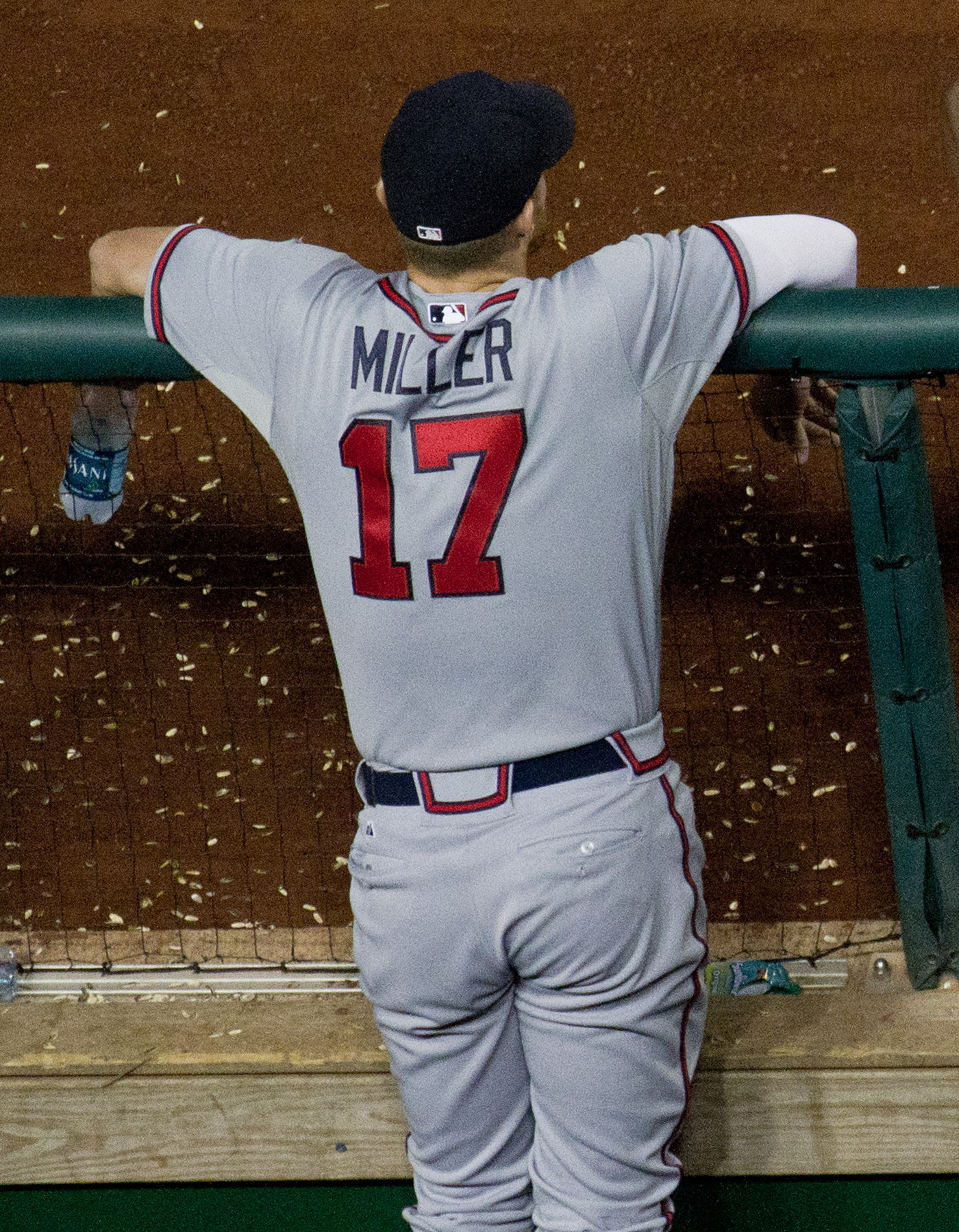 Report: Brewers to sign P Miller to minor league deal