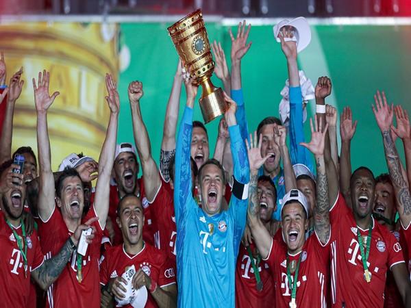 Players gave everything: Manuel Neuer on Bayern Munich's DFB-Pokal title win