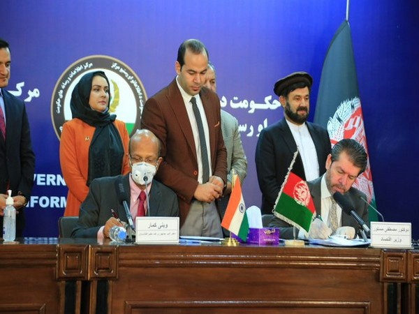 New Delhi, Kabul inks 5 MoUs for development of educational infrastructure in Afghanistan