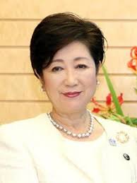 Tokyo Gov Koike says no talk of cancelling or delaying Olympics