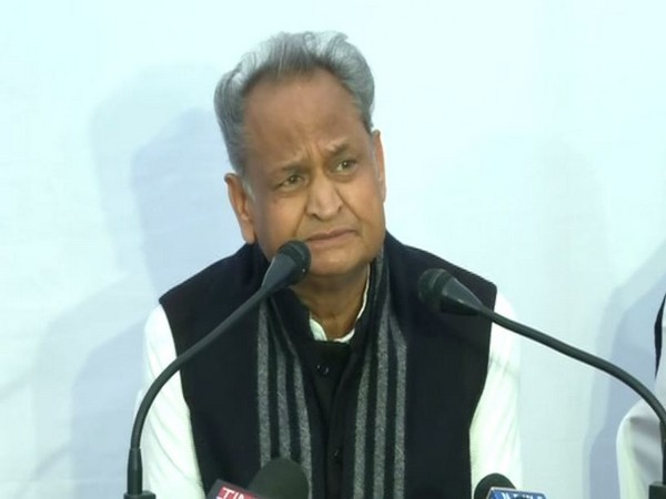 Gehlot writes to PM, requests constitutional recognition to Rajasthani language