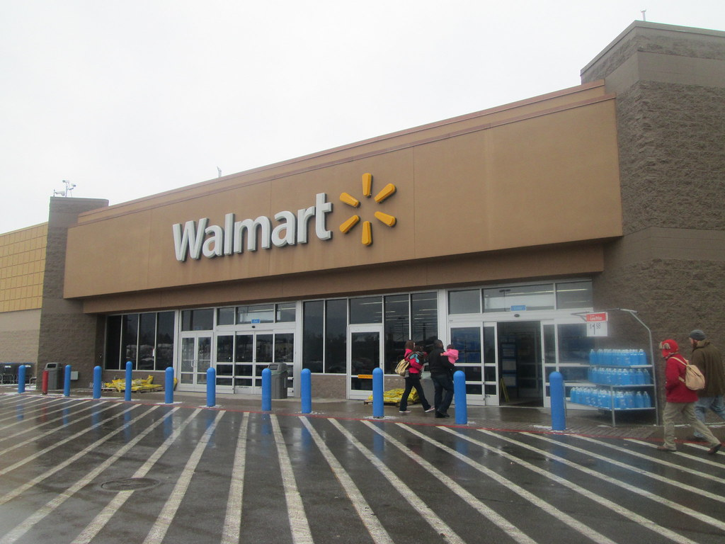 Shooting at California Walmart distribution center leaves two dead, four injured