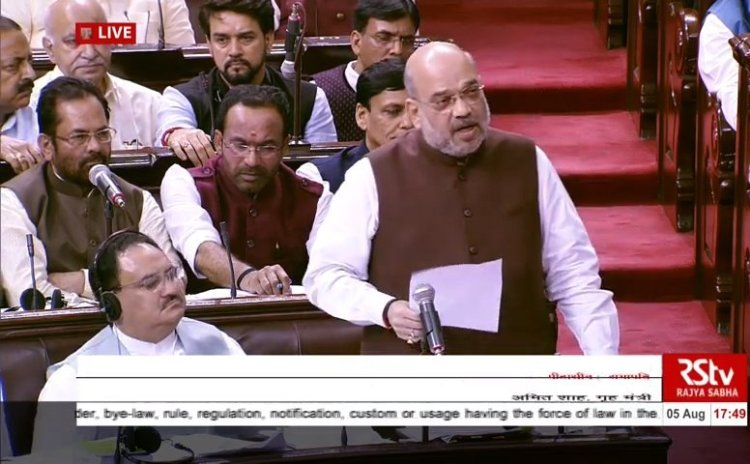 More development in border areas under Modi regime: Shah
