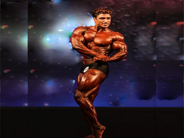 Rohit Rajput - A bodybuilder with the best genetics in the country