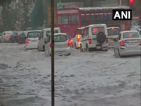 Rains lead to waterlogging woes in city, traffic disrupted in several areas