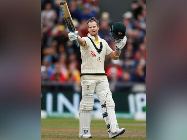 Cricket-Smith unbeaten on 59 as Australia reply to England's 294